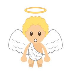 天使 表情 疑問