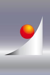 Logo Energie Steigung