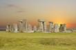 Stonehenge, the UNESCO world heritage site in UK
