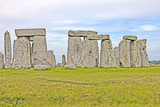 The mysterious Stonehenge poster