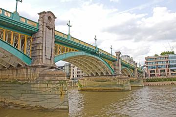 Southwark Bridge, London, UK