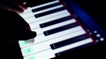 Tablet keyboard 12