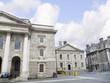 Trinity College the university in  Dublin City Ireland