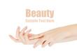 Beauty hands