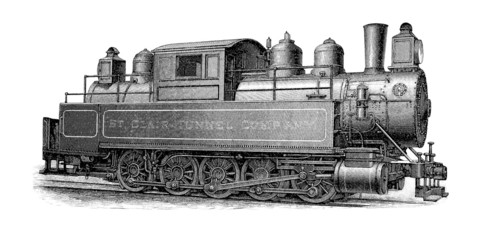 Locomotive 19th