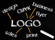 LOGO - Business and Media Concept