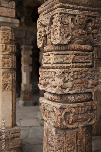 Ancient monument in India