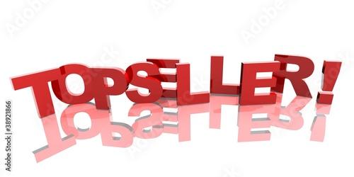 3D Buchstaben - TOPSELLER