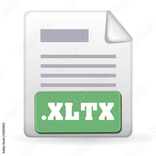 xltx file