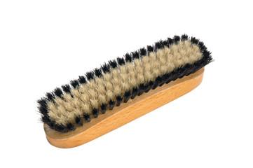 wooden soft body brush
