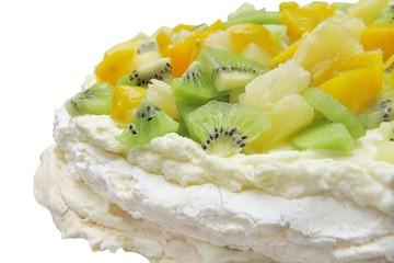 Fruit Pavlova Dessert 2