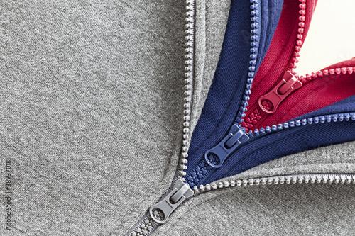 Three zippers - 38937018