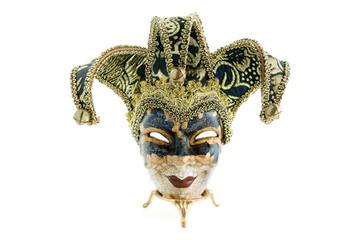 Italian traditional mask venice