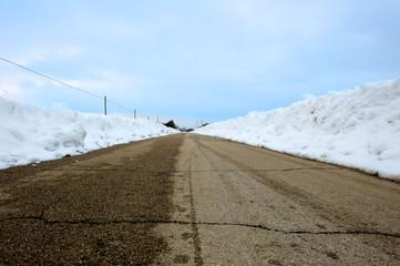 strada alternativa