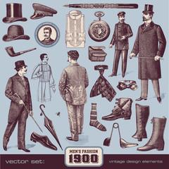 Gentlemen's Fashion and Accessories