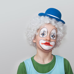 Clown Without Red Nose