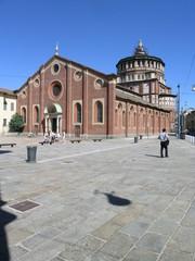 Chiesa Santa Maria delle Grazie, Milano