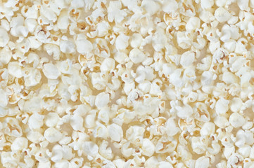 Texture with popcorn