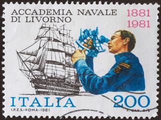 francobollo  - Italia