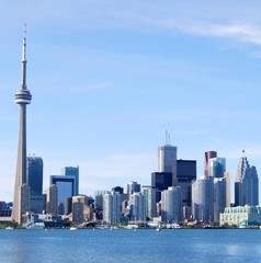Downtown Toronto Skyline, Canada
