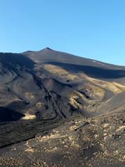 volcan Etna, Sicile, Italie