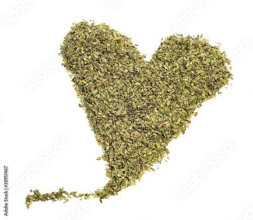oregano heart