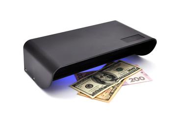 Detector banknotes