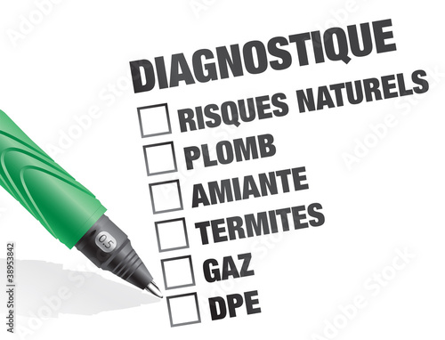 diagnostique immobilier
