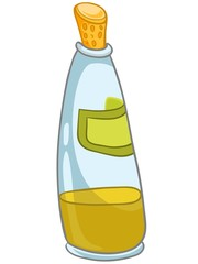 Cartoon Home Kitchen Bottle