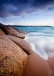 The Beach Rocks