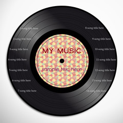 Cover Music # Vector