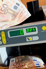 conteggio banconote