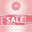 sale discount advertisement