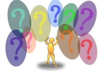 bedrängende Fragen