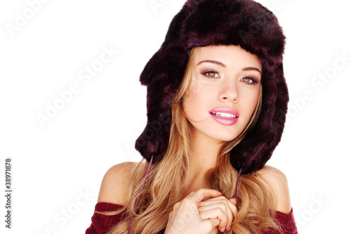 Winter Fur Fashion