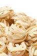 italian pasta fettuccini