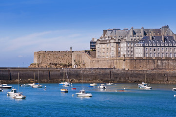 Remparts de Saint-Malo - France