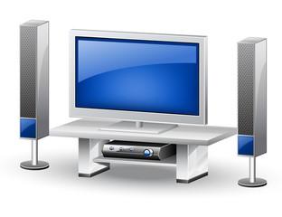 TV home theatre
