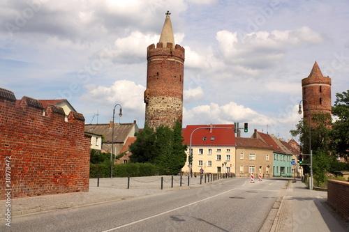 Stadttürme in Jüterbog