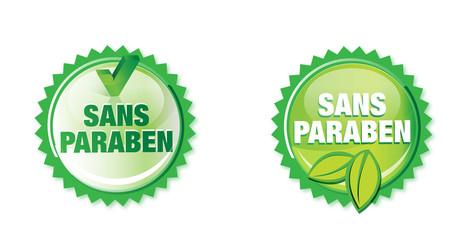 BOUTONS / SANS PARABEN