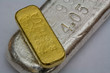 Gold and Silver Bullion Bars - Poured Ingots