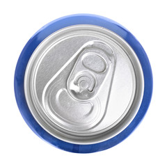 Top of drink can