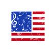 Logo american music # Vector
