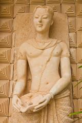 Statue of a man.Thaila nd