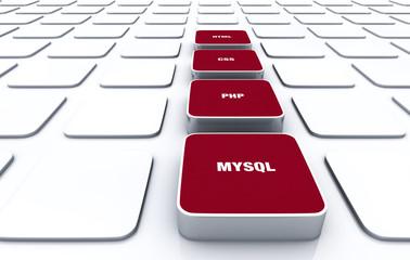 3D Pads Rot - HTML CSS PHP MYSQL 1