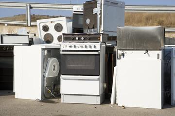 Kitchen Appliance Garbage