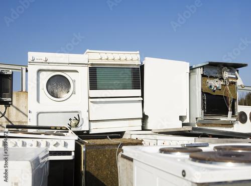 Kitchen Appliance Garbage - 38994672