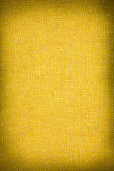 fondo tessuto giallo