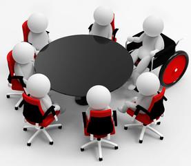 diskussionsrunde - barrierefrei