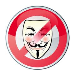 Anonymous : persona non grata